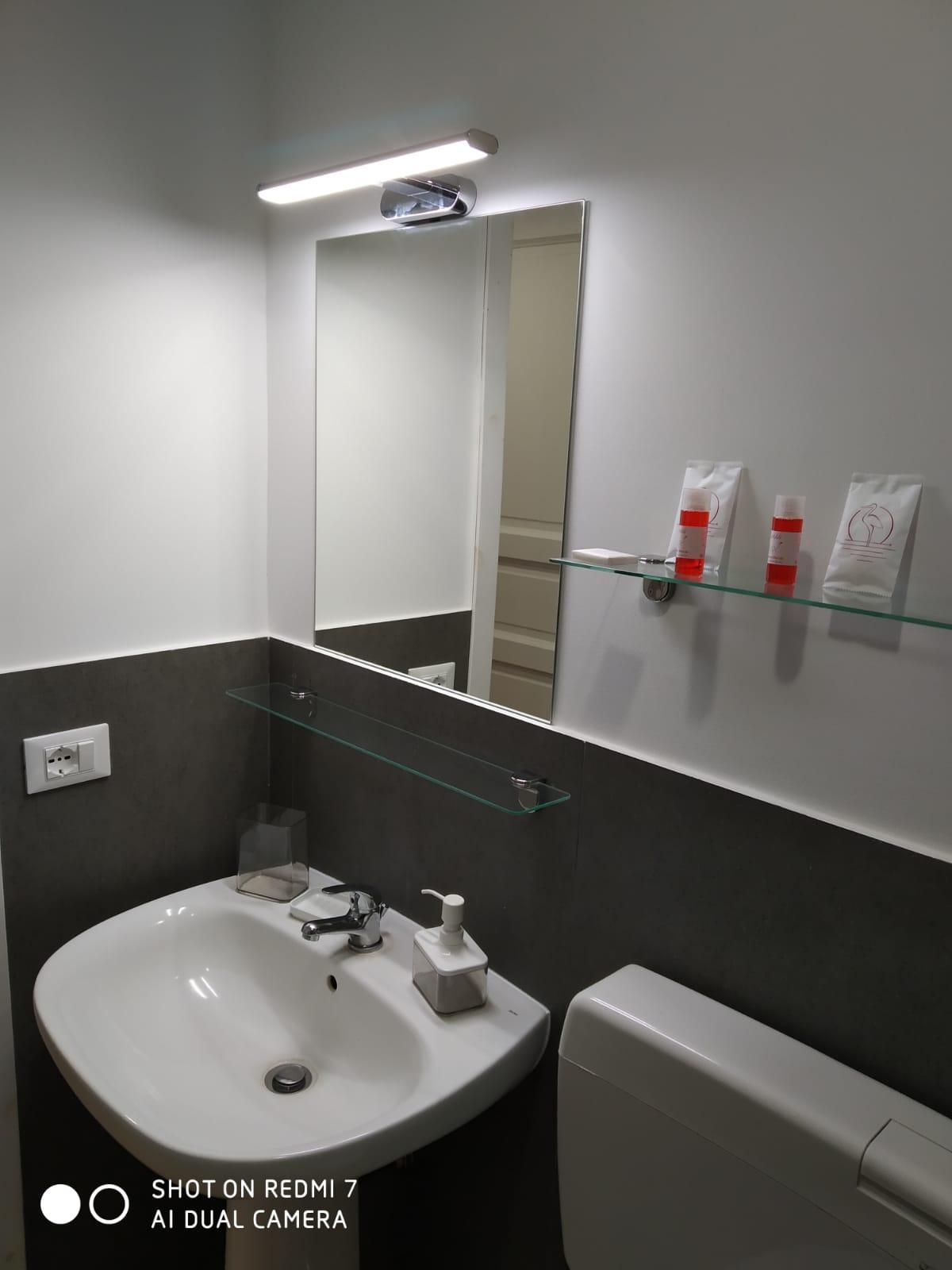 Seconda toilette